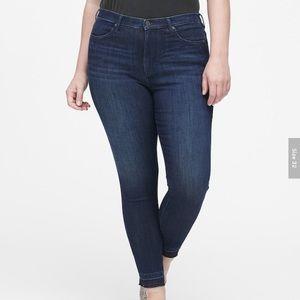Banana Republic NWT high rise legging jeans